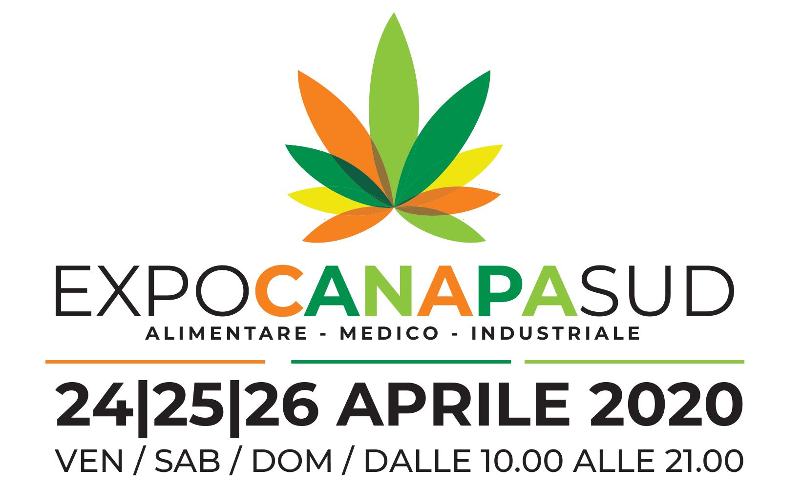 Expo Canapa Sud 2020